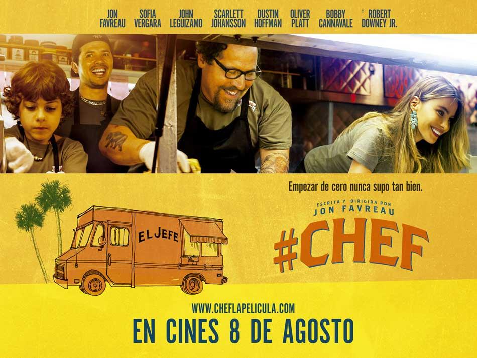 Chef La Película
