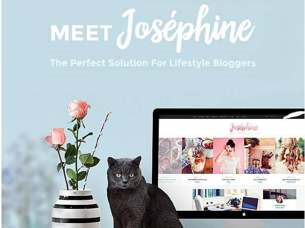 Josephine-plantillas-wordpress