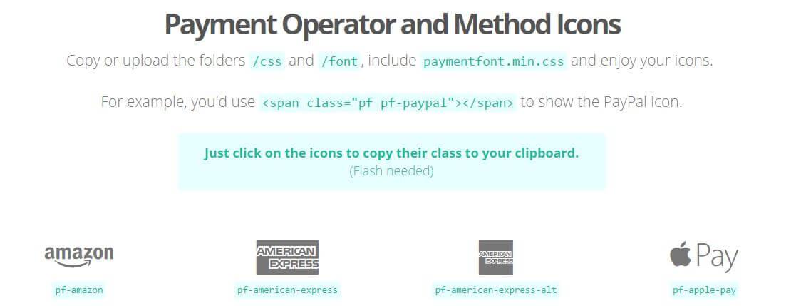 PaymentFont-iconos-gratis